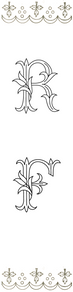 Bookmark, Design Front Side