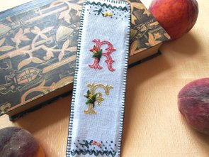 Finished Bookmark - Front Side