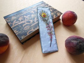 Finished Bookmark - Back Side