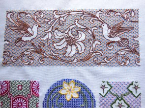 Four Motifs Finished