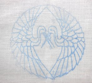 Embroidery, Design Transfer, Iron-on Pencil